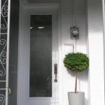 8 oversize front door